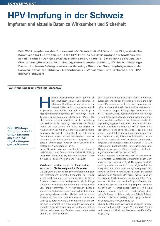 hpv impfung jungen kostenubernahme