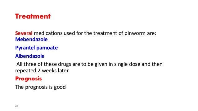 pinworms jönnek ki