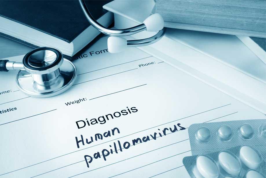 emberi papillomavírus fertőzés gyermeknél