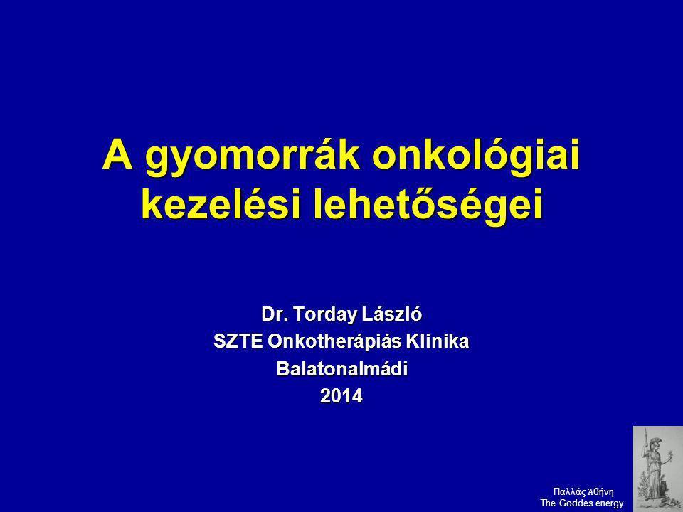 A gasztrointesztinális tumorok korszerű diagnosztikája és terápiája