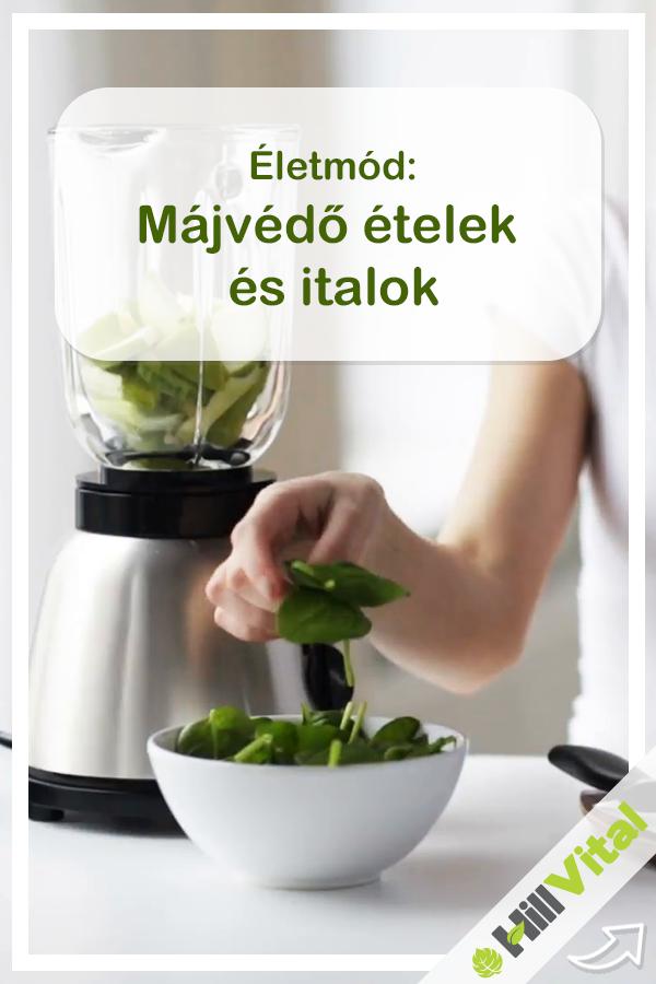 a méregtelenítés legjobb ételei)