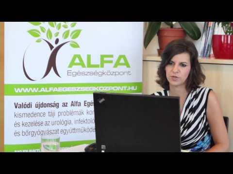 alfa papilloma kezelés