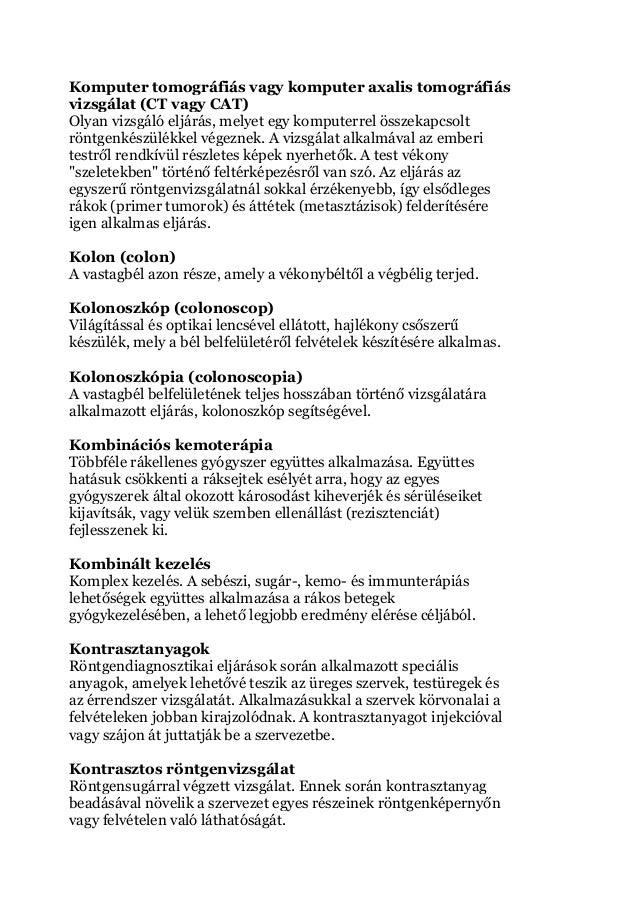 Az elsődleges daganat - jó- és rosszindulatú daganatok | budapest-mellplasztika.hu