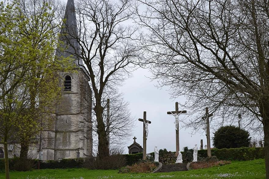 templom három csúcs