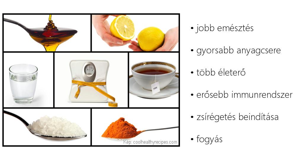 méregtelenítő recept