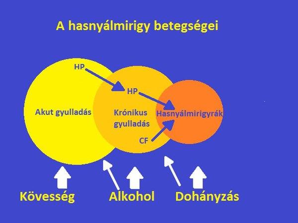 hasnyálmirigyrák biomarkerek