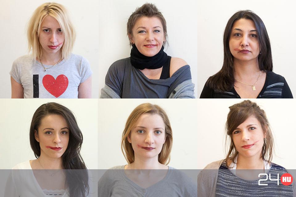 Kend el a rúzst az arcodon! Nők élete múlhat rajta | hu